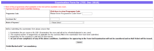 IGNOU December 2018 Exam Form Submission Process Started