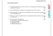 ECO-03 Solved Assignment 2018-19 English Medium in PDF FIle
