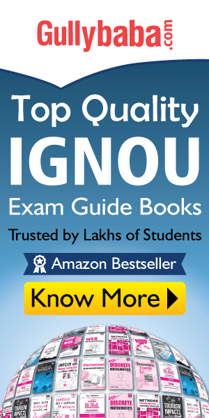 IGNOU Guide Books