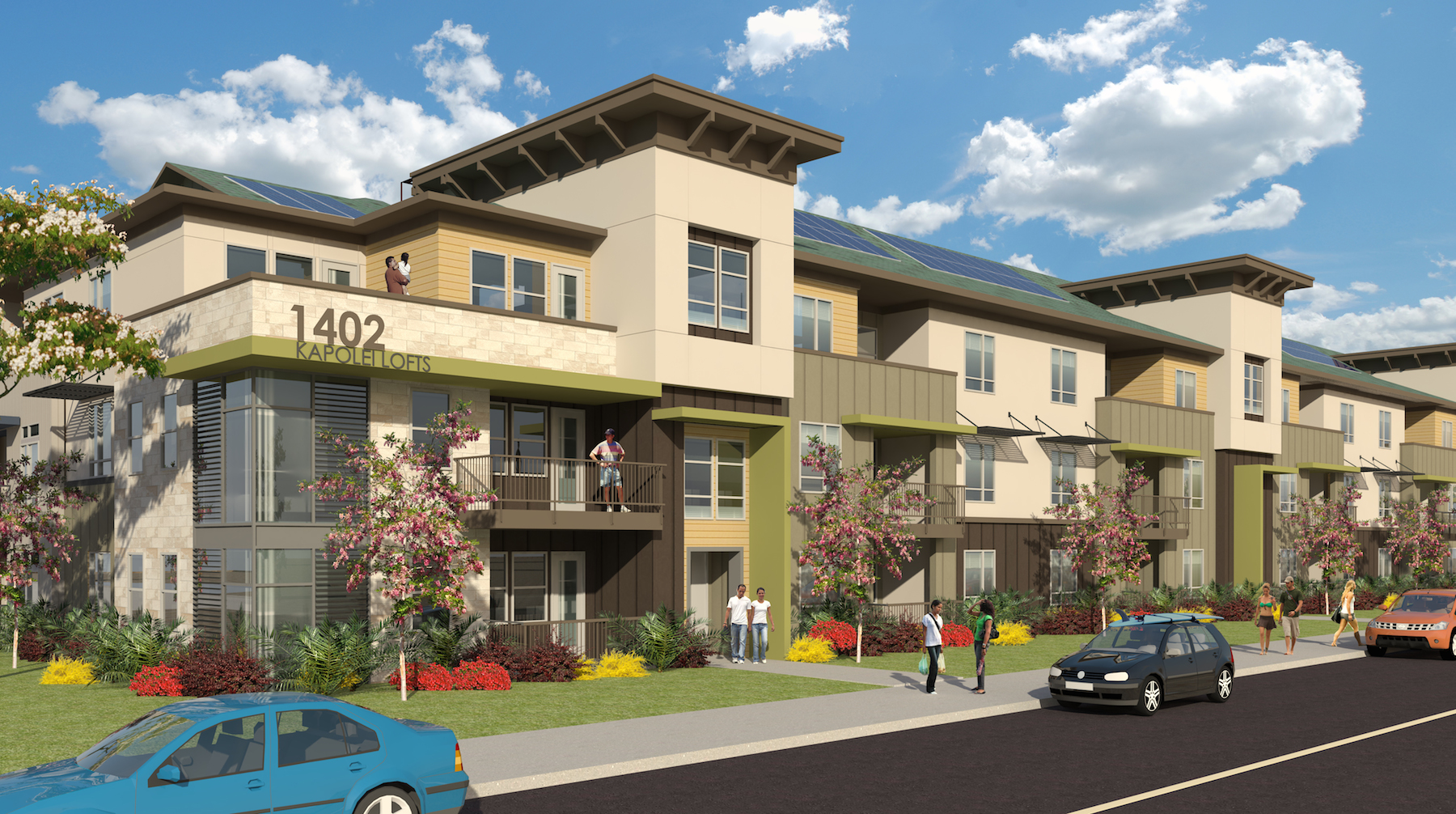 Kapolei Lofts rendering 2_74429