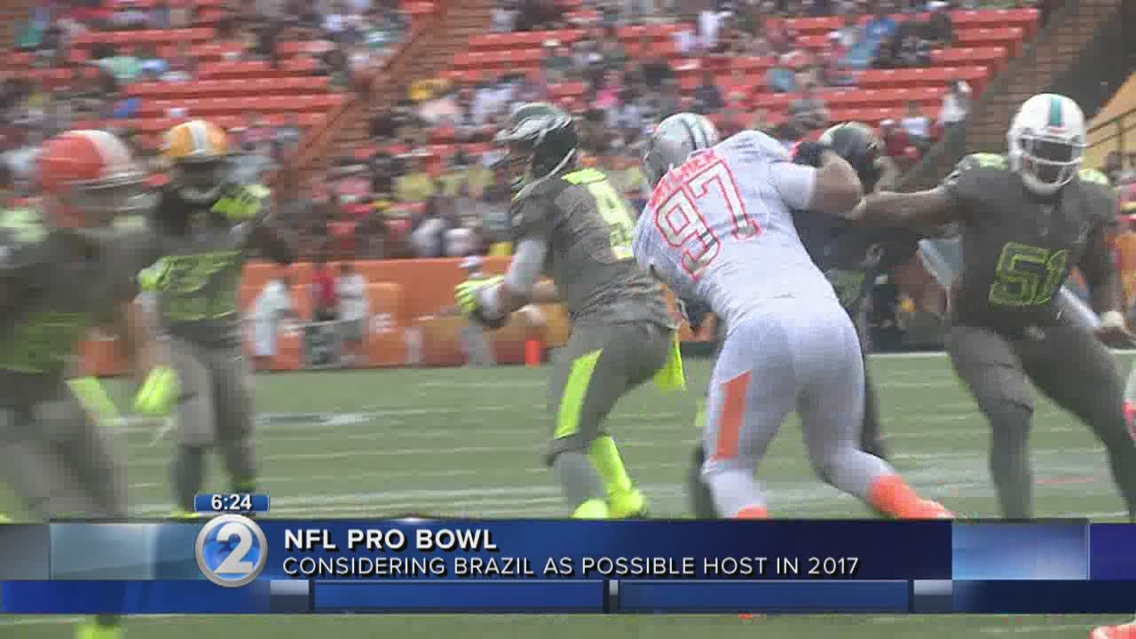 NFL considers foreign sites for Pro Bowl