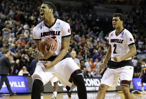 NCAA UC Irvine Louisville Basketball_84598