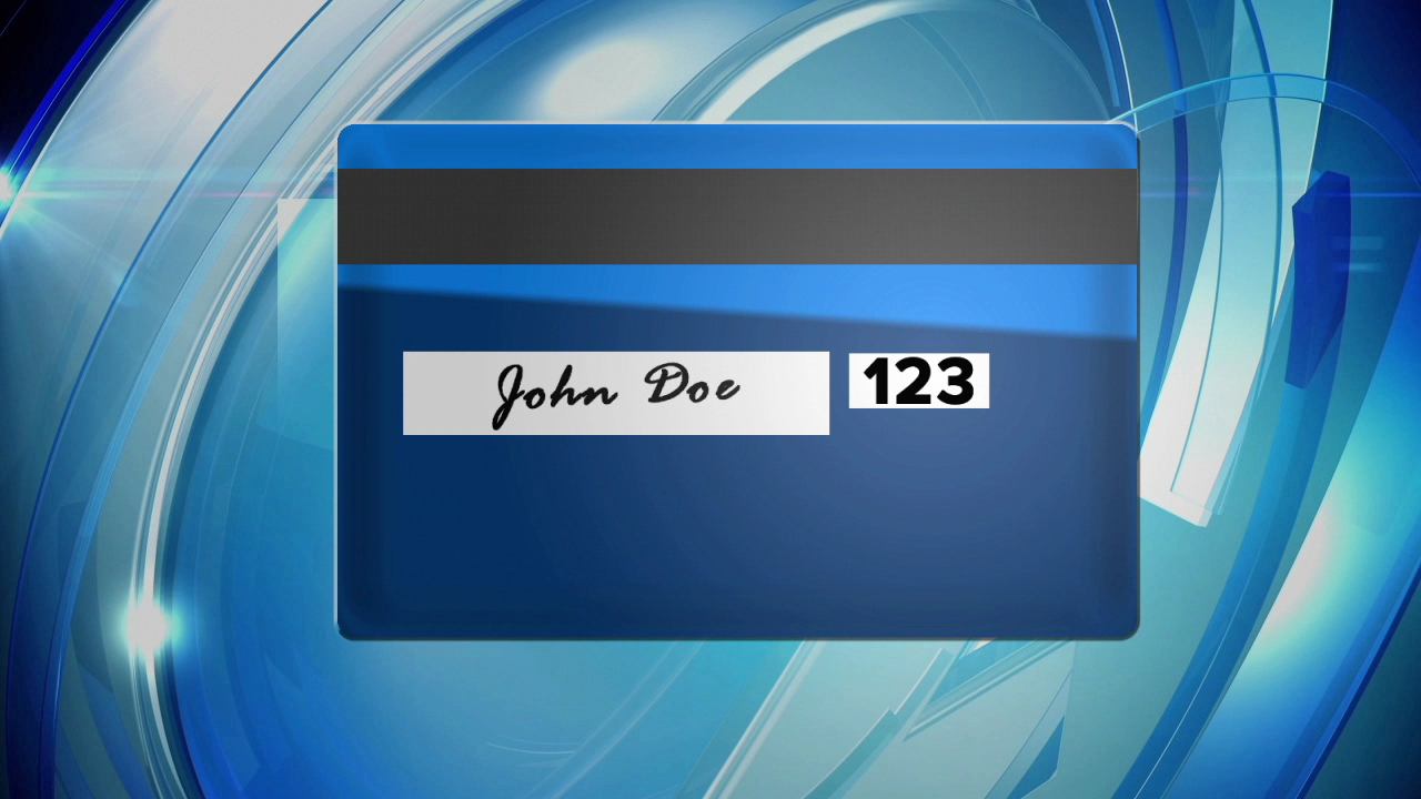 credit card cvv number graphic_87553