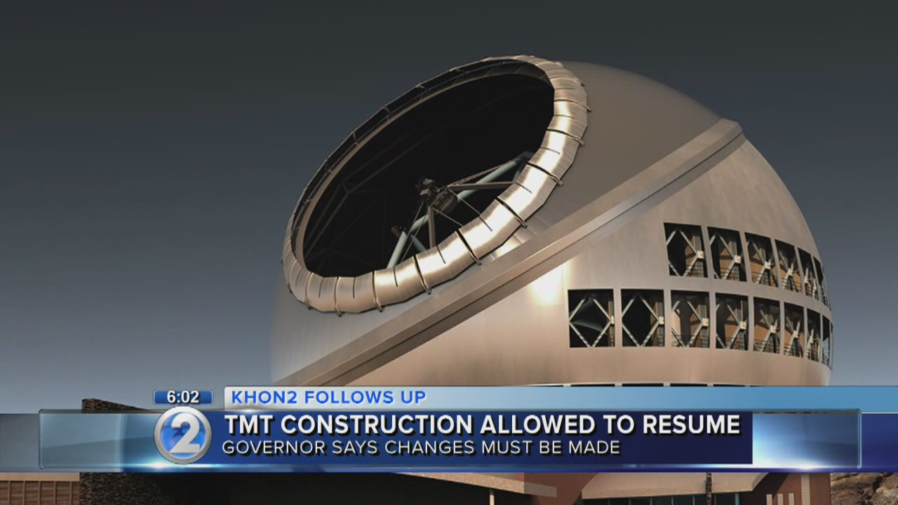 Governor proposes changes in Mauna Kea stewardship