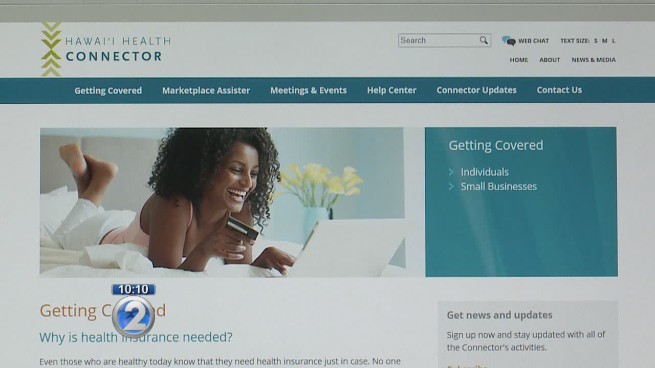 Hawaii Health Connector participants may be pushed to federal exchange