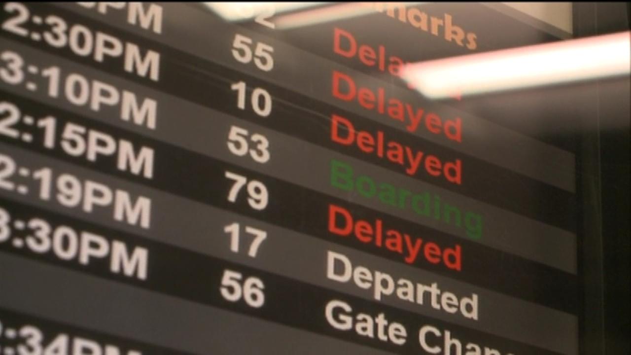 flight board HNL airport_92383