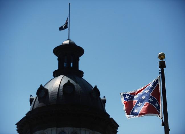 Charleston Shooting Confederate Flag_104418
