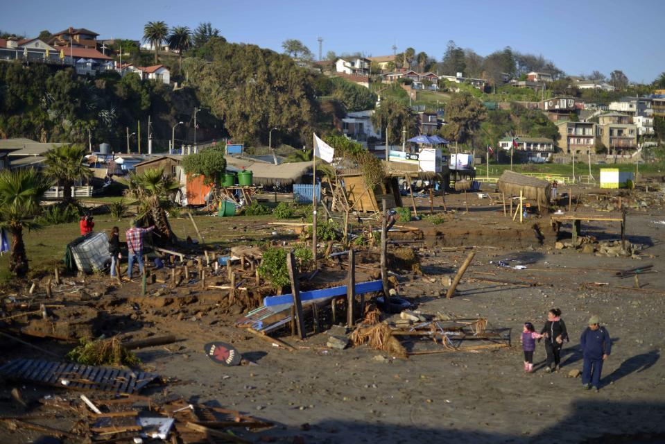 Chile Earthquake_118145