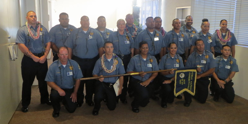 adult correctional officers graduation_122518
