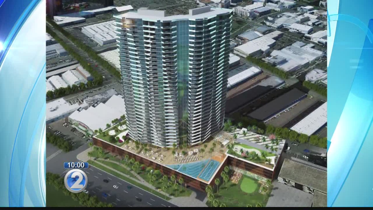 Lack of sales prompts developers to cancel luxury tower in Kakaako