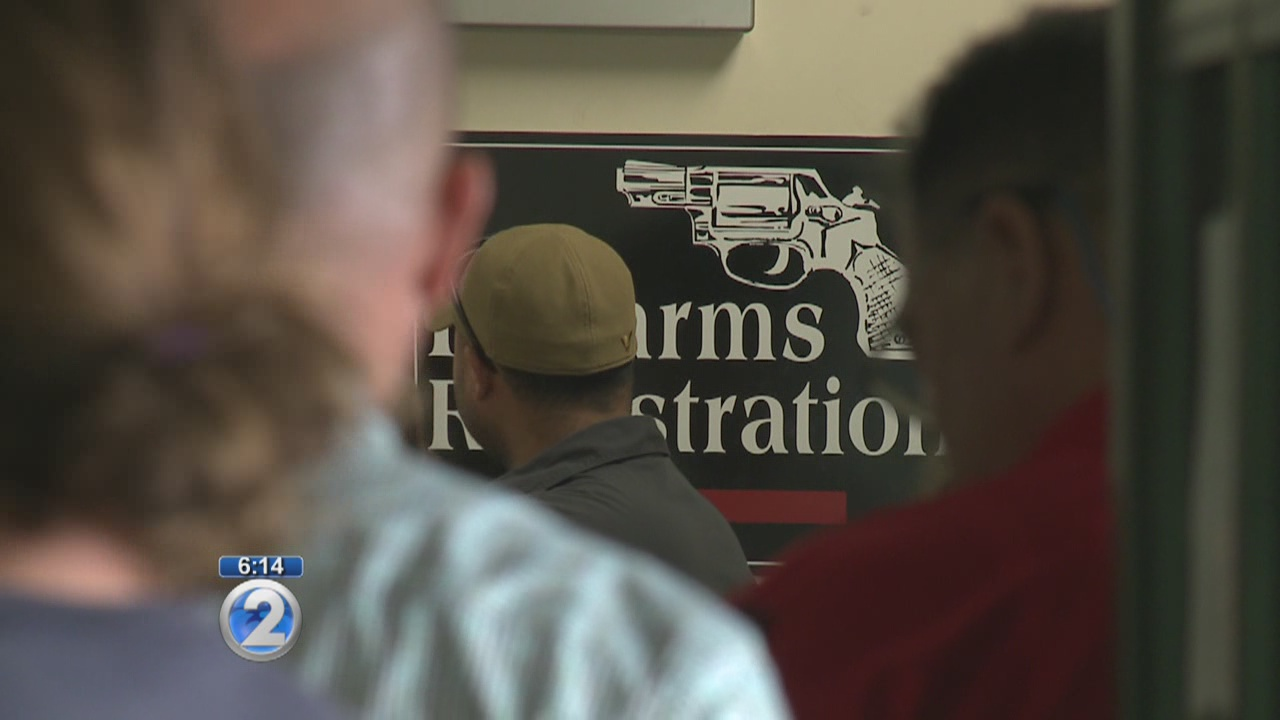 Hawaii's strict gun laws will not be affected by President Obama's proposals