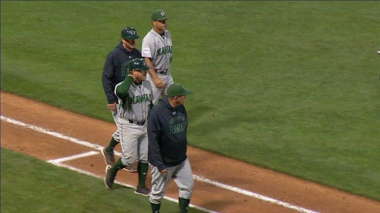 uh baseball vs csuf 8th inning_158262