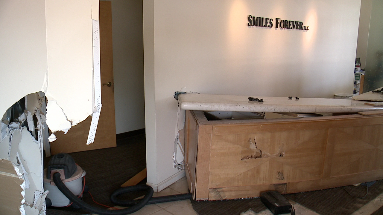 enchanted lake dentist office crash_164595