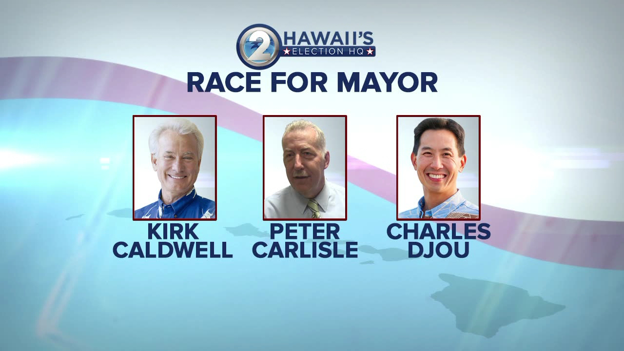 honolulu mayor race election graphic_166448