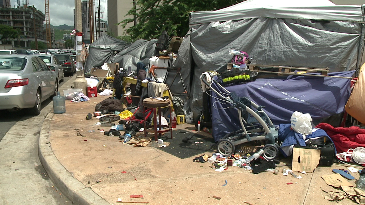 kakaako homeless camp_118085