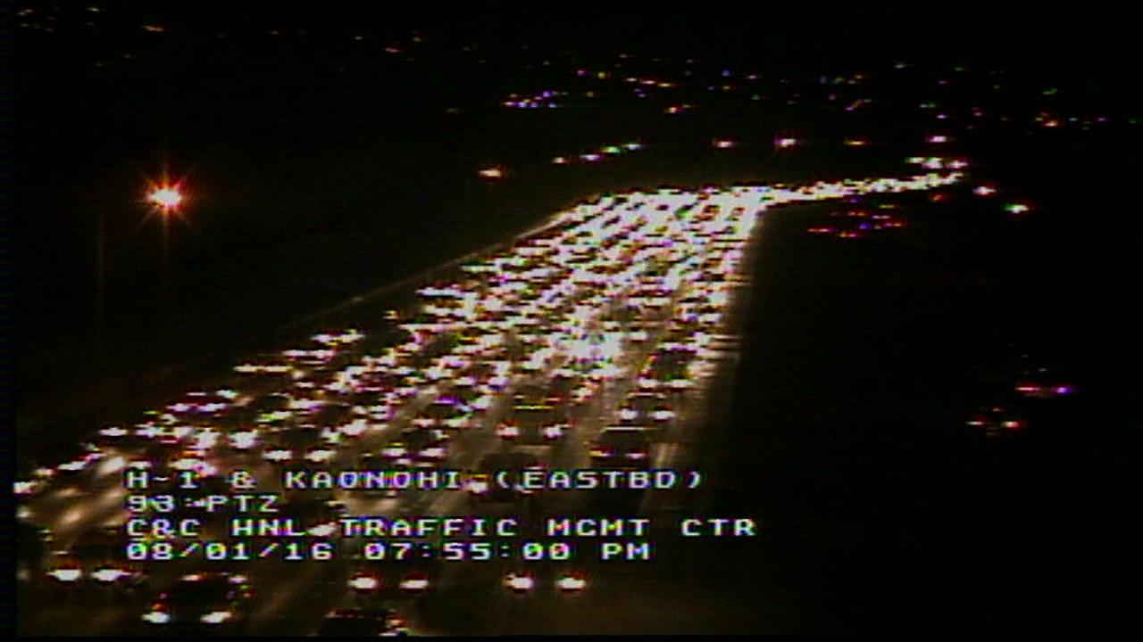 h-1 kaonohi freeway traffic_168752