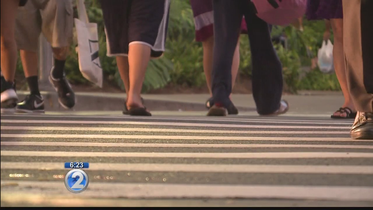 Ask HPD: Pedestrians in crosswalks