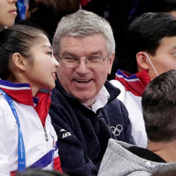 Pyeongchang Olympics Figure Skating Pairs_243602