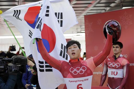Pyeongchang Olympics Skeleton_241940