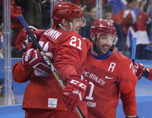 Pyeongchang Olympics Ice Hockey Men_242060