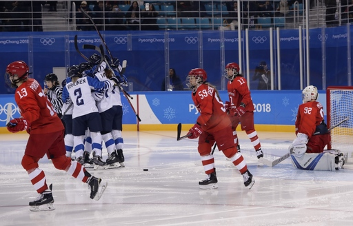 Pyeongchang Olympics Ice Hockey Women_242927