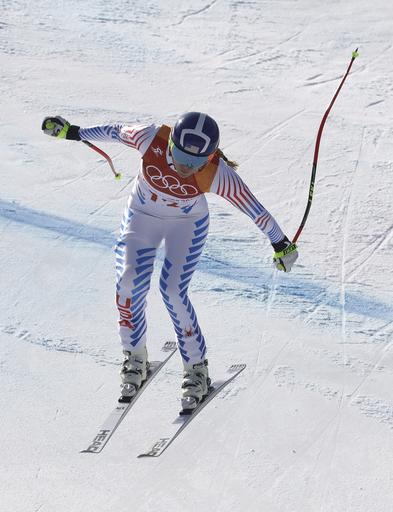 Pyeongchang Olympics Alpine Skiing_243076