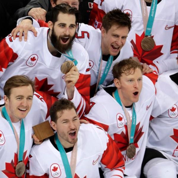 Pyeongchang Olympics Ice Hockey Men_243568