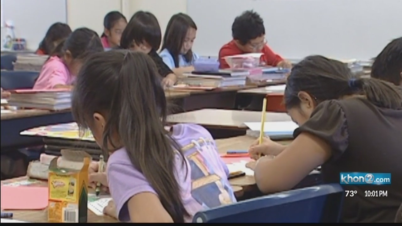 Teachers push to reduce standardized testing