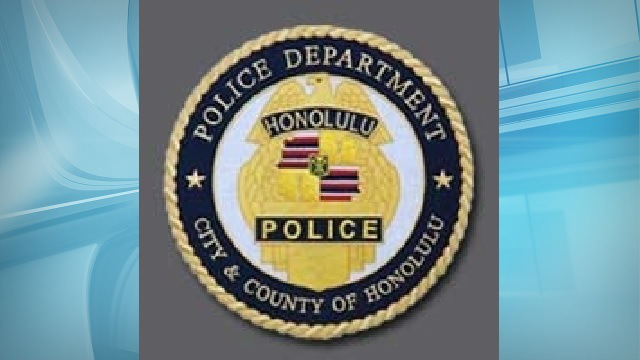 Honolulu Police Department HPD logo