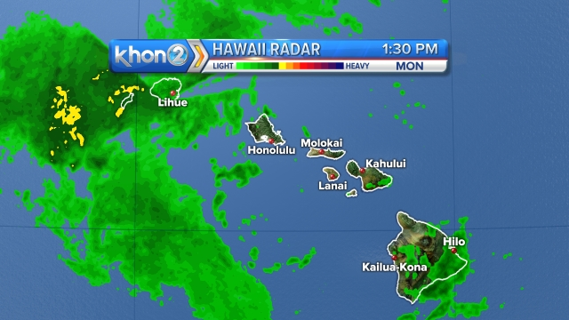 Flash flood watch expanded to all islands due to 'complex