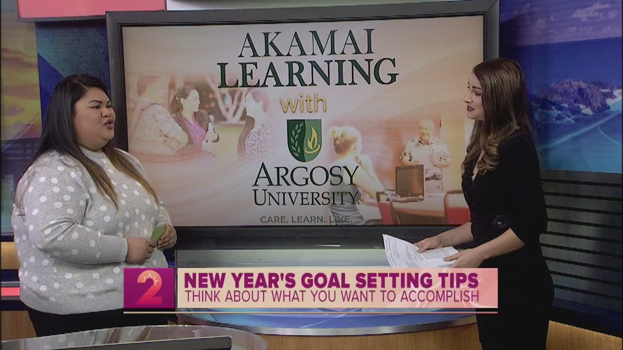 Akamai Learning: New Year's Goal Setting Tips