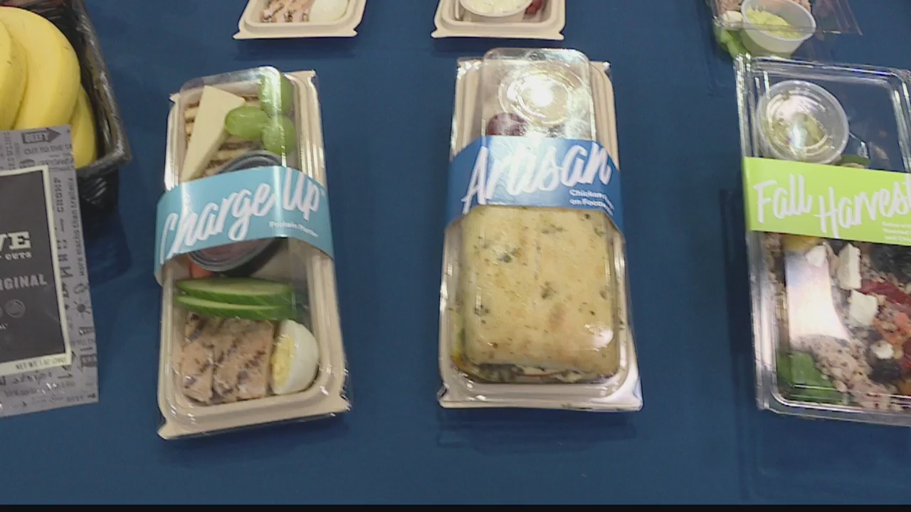 Alaska Airlines Fresh Food Inspired by West Coast Culinary Destinations