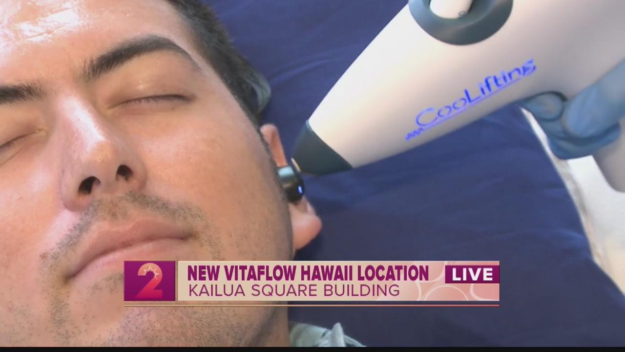Take2:Vitaflow Hawaii opens in Kailua