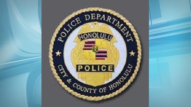 Honolulu Police Department HPD logo