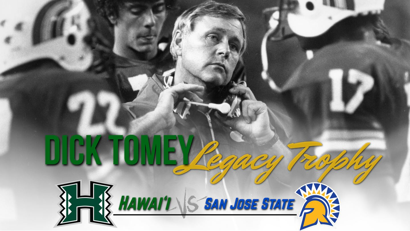 Dick Tomey Legacy Trophy Football Series