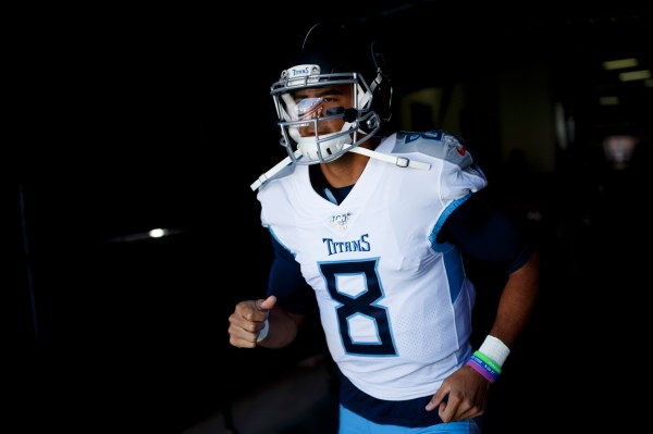 Tennessee Titans bench Marcus Mariota ahead of Week 7