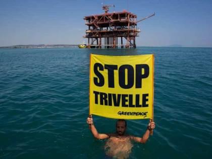 L'ITALIA NON SI TRIVELLA!