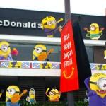 """Minions """"xâm chiếm"""" McDonald's và chửi thề?"""