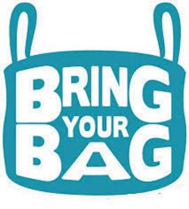 3. bring your own bag