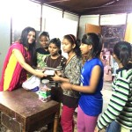 Neha Visit to Kilkari Rainbow Home