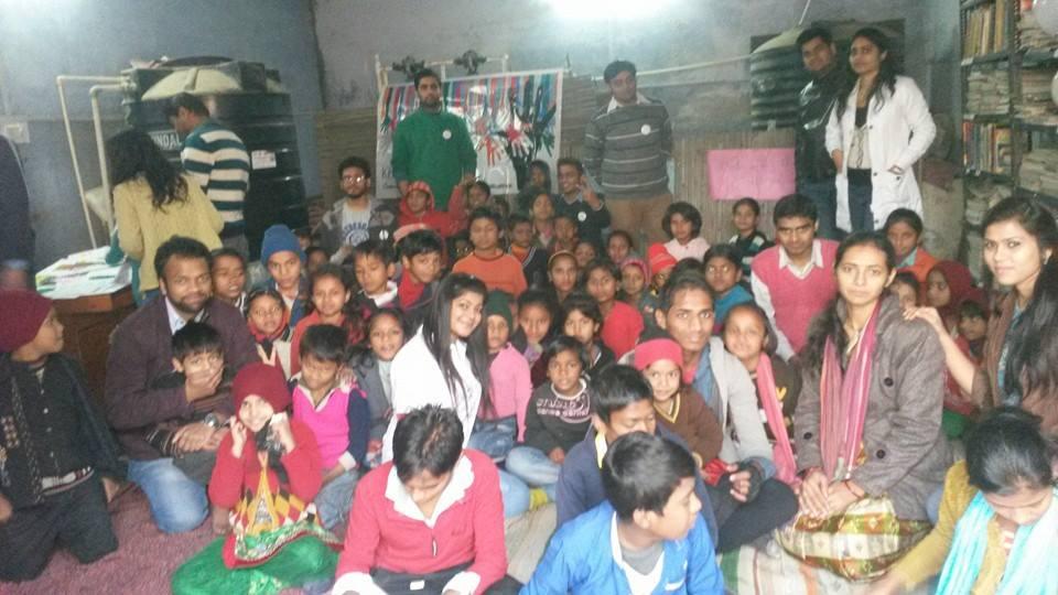 Khushiyan team visit to SGST
