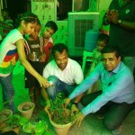Environment Day Special @ Mala Smriti Home, Noida