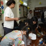 Ayushi's Birthday Celebration With Children For A Cause @ Mala Smriti Home , Noida on 24th Sep 2016