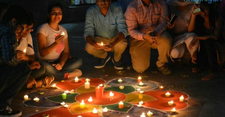 Diwali Celebration at Khushi Rainbow Home