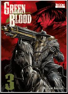 Green Blood T03