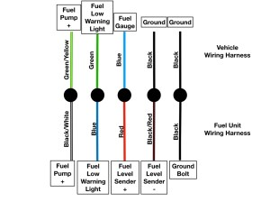 Fuel Pump Wiring Diagram  Kia Forum