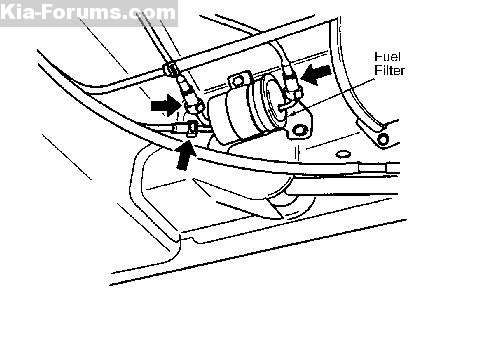 2015 Chevy Colorado Fuel Filter Location