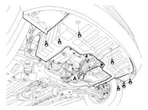 Horns replacement instructions  Kia Forum