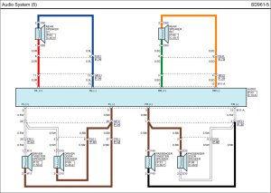 Wiring diagram for 2013 kia rio SX with navigation  Page