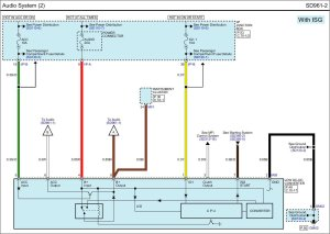 Wiring diagram for 2013 kia rio SX with navigation  Page